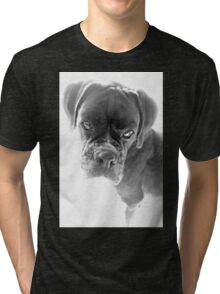 They Tell Me I'm Not Longer A Puppy - Boxer Dogs Series Tri-blend T-Shirt