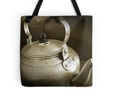 No Time for Tea Anymore...Obsolete.. Tote Bag