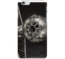 TIE-FIGHTER framed iPhone Case/Skin