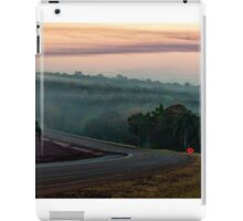 The Road at Dawn iPad Case/Skin