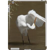 Wings, Check! iPad Case/Skin