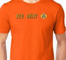 EXPENDABLE RED SHIRT STAR TREK Unisex T-Shirt