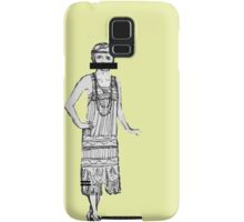 prohibition and curls Samsung Galaxy Case/Skin
