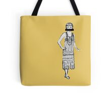 prohibition and curls Tote Bag