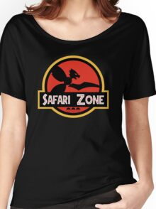 Safari Zone Women's Relaxed Fit T-Shirt