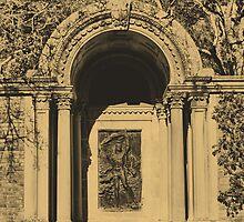 the fountain II by scarlettheartt