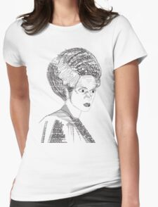 The Bride Womens Fitted T-Shirt