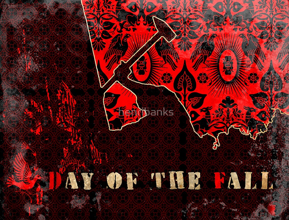 The Day of The Fall by henribanks