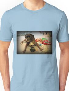 Is That Another Christmas Present For Me ?  - Boxer Dogs Series Unisex T-Shirt