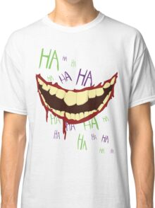 Can't Spell Slaughter Without Laughter Classic T-Shirt