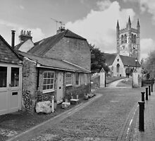 Church Lane by relayer51