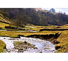 Park Gill Beck Photographic Print