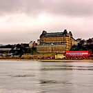 The Grand Hotel - Scarborough by Trevor Kersley