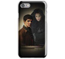 Merlin & Morgana iPhone Case/Skin