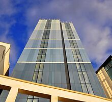 Radisson Blu Hotel by Kevin Cotterell