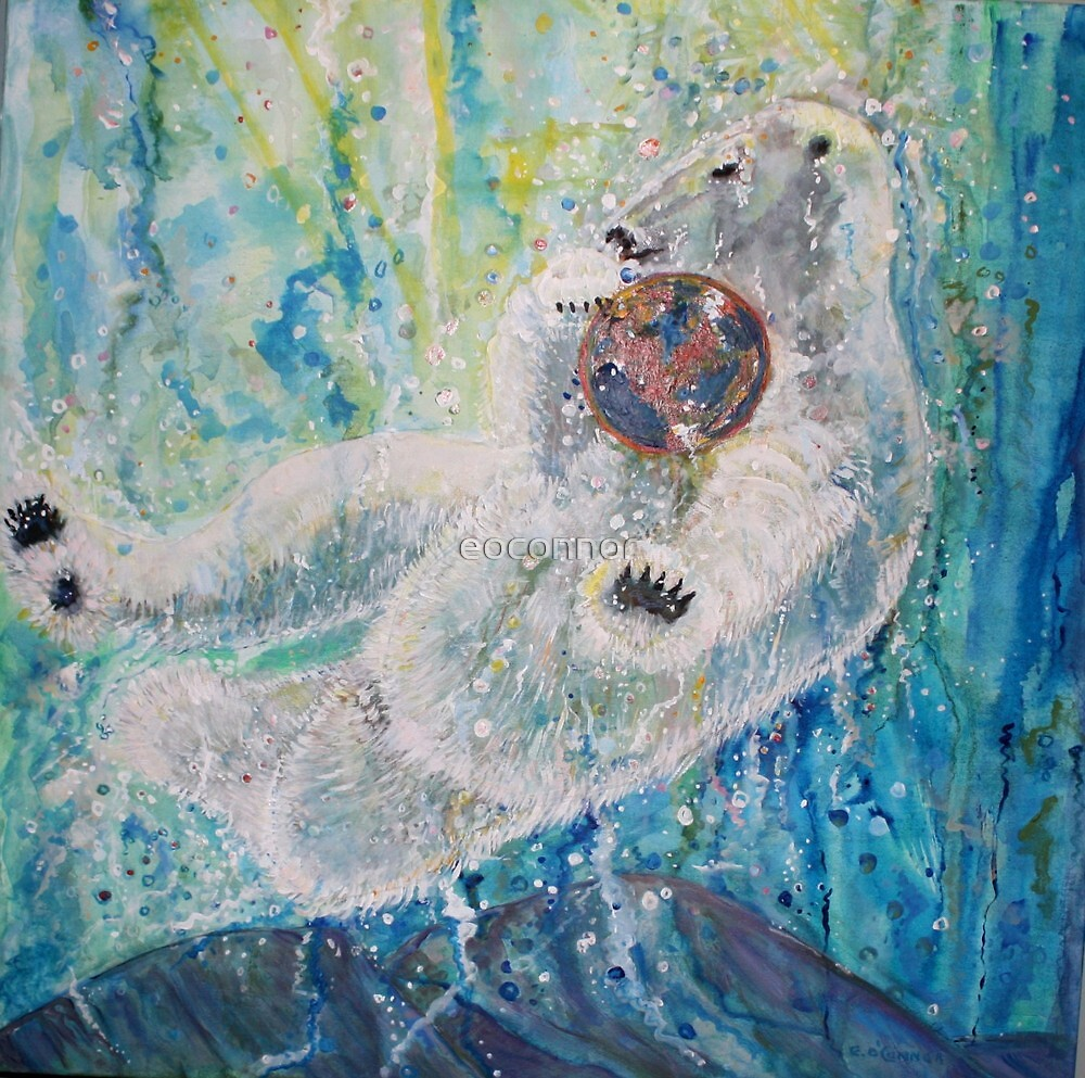 Endangered Save Us  Earth Day 2010 by eoconnor