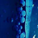 Fizzy Blue bubbles by oddoutlet