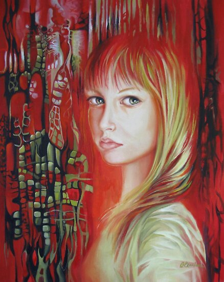 Broken dream by Elena Oleniuc