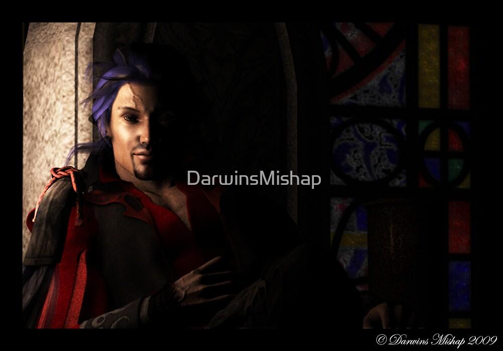 The Eldest by DarwinsMishap