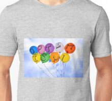 Optimism Every day is Sunny Unisex T-Shirt