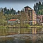 Brewhouse on the Deschutes by Bryan Peterson