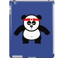 PANDA ACTION iPad Case/Skin