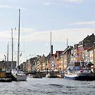 The Olde Harbour, Copenhagen by James J. Ravenel, III