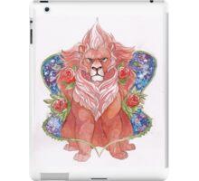 Steven Universe (Lion) iPad Case/Skin