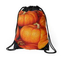 Pumpkins Drawstring Bag