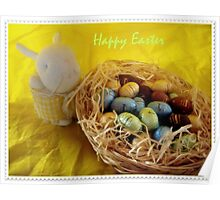 Happy Easter!!! :-) Poster