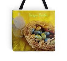 Happy Easter!!! :-) Tote Bag