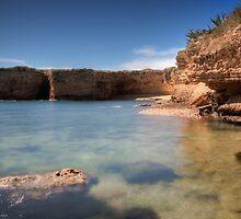 Calm waters  by Andrea Rapisarda