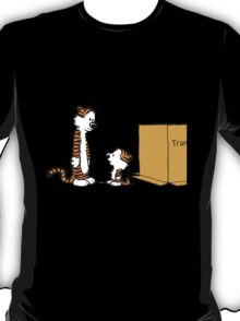 Hobbes and little hobbes T-Shirt