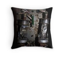 The Backstage Throw Pillow