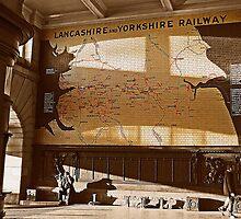 Lancashire & Yorkshire by Rob Hawkins