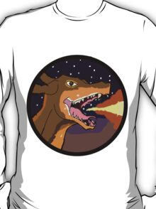 Charizard in the Night T-Shirt