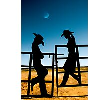 The Gatekeepers - Print Photographic Print