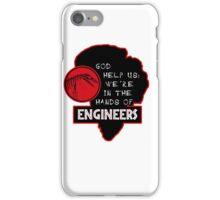 Hands of Engineers iPhone Case/Skin