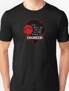 Hands of Engineers Unisex T-Shirt