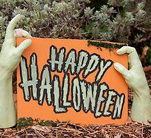 Happy Halloween by Carlanne McCrystal