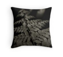 Fern III Throw Pillow