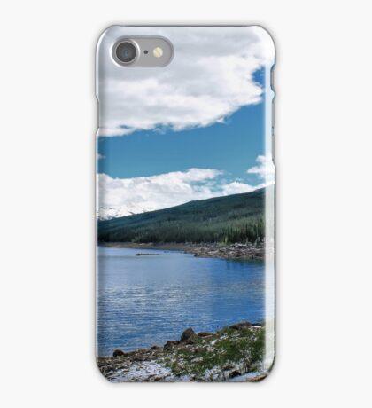 Medicine Lake, Alberta, Canada iPhone Case/Skin