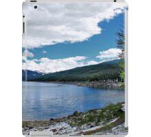 Medicine Lake, Alberta, Canada iPad Case/Skin