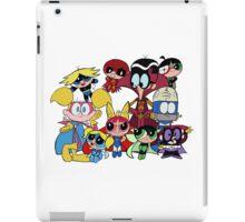 Power-Ruff SuperKid Squad! iPad Case/Skin