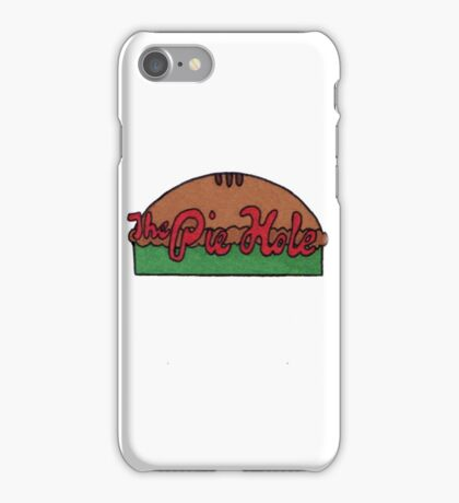 Pushing Daisies - The Pie Hole iPhone Case/Skin
