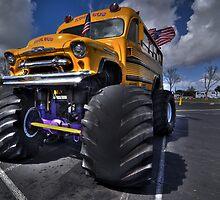 The Kool Bus by MattGranz