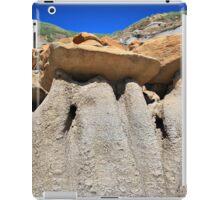 Hoodoos, Drumheller, Alberta iPad Case/Skin