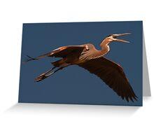 Pterosaur Greeting Card