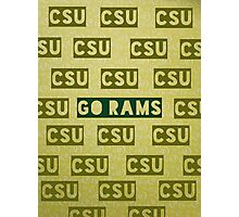 Colorado State Photographic Print
