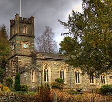 St Mary's Church, Rydal by Tom Gomez
